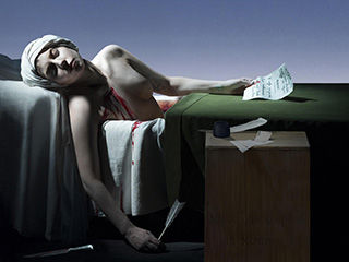 Lady Gaga: The Death of Marat