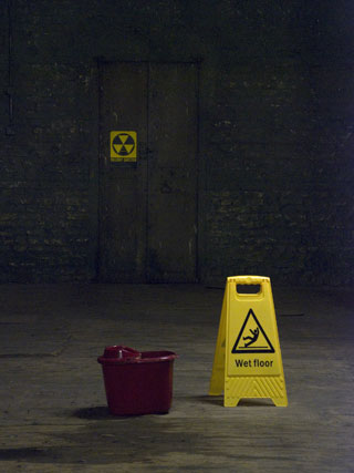 Nuclear: art & radioactivity